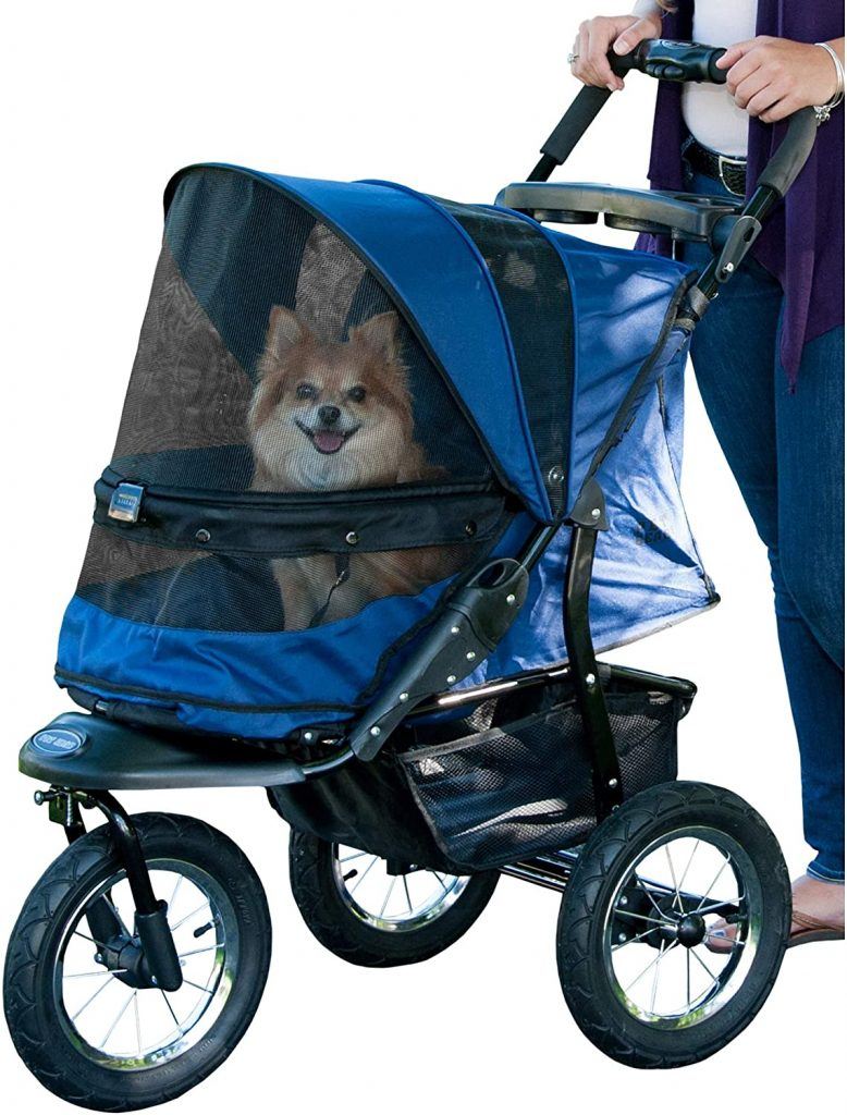 best dog stroller for running